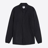 Capital Goods Navy Padded Nylon Shirt