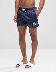Ellesse Stripe Shorts Navy