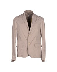 Add Suits And Jackets Blazers Men Beige