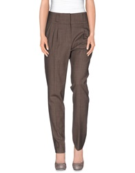 Fabiana Filippi Casual Pants Black