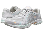 Ryka Sky Walk Chrome Silver Cool Mist Grey Mint Ice Peach Cobbler Women's Shoes Gray