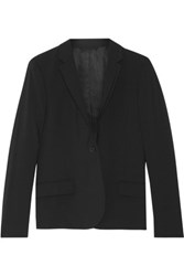 Toteme Imola Stretch Wool Blazer Black