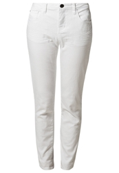 Opus Enja Slim Fit Jeans White White Denim