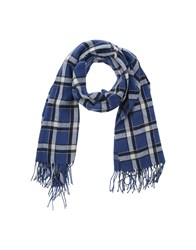 Marc By Marc Jacobs Accessories Oblong Scarves Men Blue