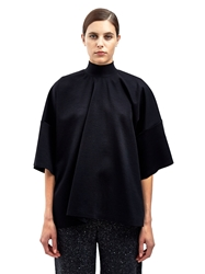 Damir Doma Womens Tumi Oversized Sleeves Top