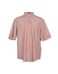 Xacus Shirts Shirts Men Red