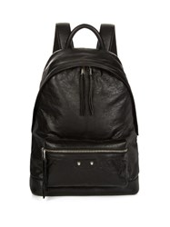 Balenciaga Leather Backpack