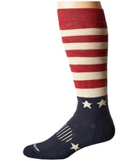 Fox River Old Glory Mw Flag Assorted Crew Cut Socks Shoes Multi