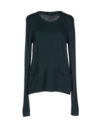 Max And Co. Sweaters Green