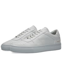 Common Projects B Ball Low Leather Grey