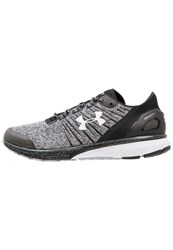 Under Armour Charged Bandit 2 Neutral Running Shoes Black White
