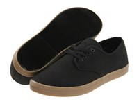 Emerica The Wino Black Gum Canvas Men's Skate Shoes