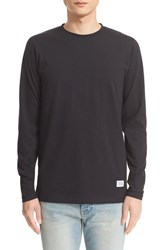 Norse Projects Men's 'Niels Basic' Long Sleeve T Shirt