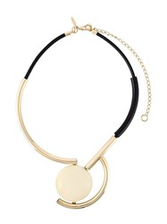 Marni Resin Necklace White