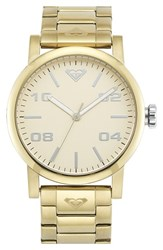 Women's Roxy 'The Victoria' Bracelet Watch 42Mm