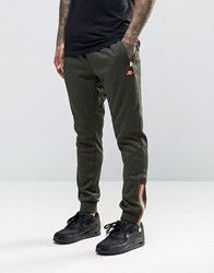 Ellesse Joggers With Zips Green