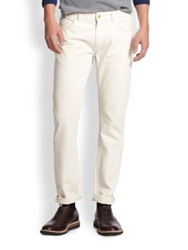 Gant Stick Boy Bull Slim Fit Jeans Cream
