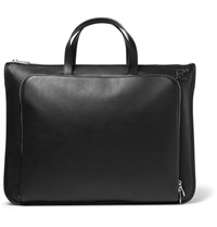 Loewe Leather Briefcase Black