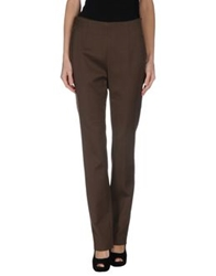 Akris Casual Pants Brown