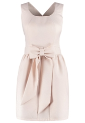 Molly Bracken Cocktail Dress Party Dress Beige