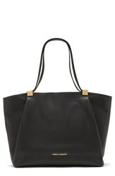 Vince Camuto 'Carin' Top Zip Leather Tote