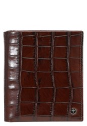 Joop Midas Wallet Darkbrown Dark Brown