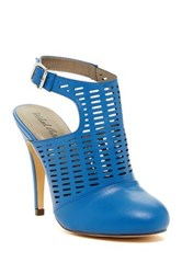 Michael Antonio Laurill Cutout Pump Blue