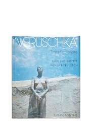Books Veruschka Trans Figurations By Vera Lehndorff And Holger Trulzsch Black