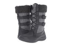 Kamik Addams Black Women's Lace Up Boots