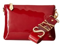 Vivienne Westwood Sex Bag Bordeaux Clutch Handbags Burgundy