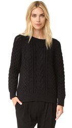 Nili Lotan Gwen Sweater Black