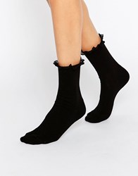Jonathan Aston Hush Sock Black
