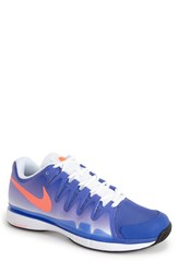 Nike 'Zoom Vapor 9.5 Tour' Tennis Shoe Men Persian Violet Lava White