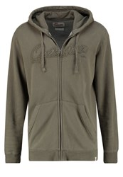 Quiksilver Tracksuit Top Dusty Olive