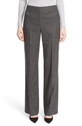 Nordstrom Caroline Issa Women's Signature And Shadow Check Suit Pants