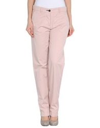 Shine Casual Pants Light Pink