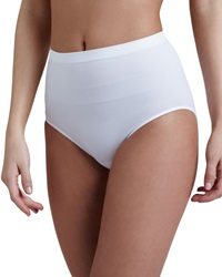 Wolford Velvet Control Panties Cream Tan Small