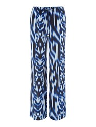 Episode Print Drawstring Pant Multi Coloured