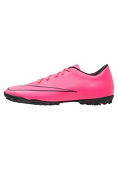 Nike Performance Mercurial Victory V Tf Astro Turf Trainers Hyper Pink Black