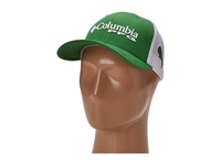 Columbia Pfg Mesh Ball Cap Clean Green Dorado Caps
