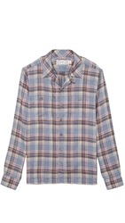 Shipley And Halmos Garrison Camp Shirt