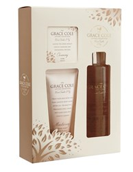 Grace Cole Warm Vanilla And Fig Relaxing Retreat Set
