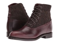 Wolverine Marcelle Brown Multi Leather Women's Lace Up Boots