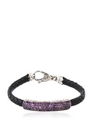 Hellmuth Mystic Collection Bracelet Amethyst