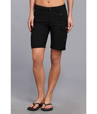 Fjall Raven Nikka Short Black Women's Shorts