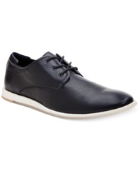 Calvin Klein Jeans Darian Wedge Oxfords Men's Shoes Navy
