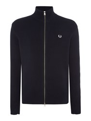 Fred Perry Classic Crew Neck Jumper Navy