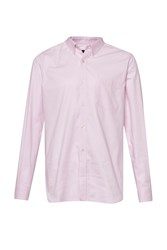 French Connection Men's Co Washed Oxford Shirt Pink