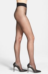 Women's Oroblu 'Different' Sheer Pantyhose Black