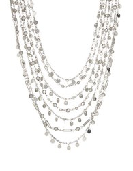 Robert Rose Nested Chain Necklace